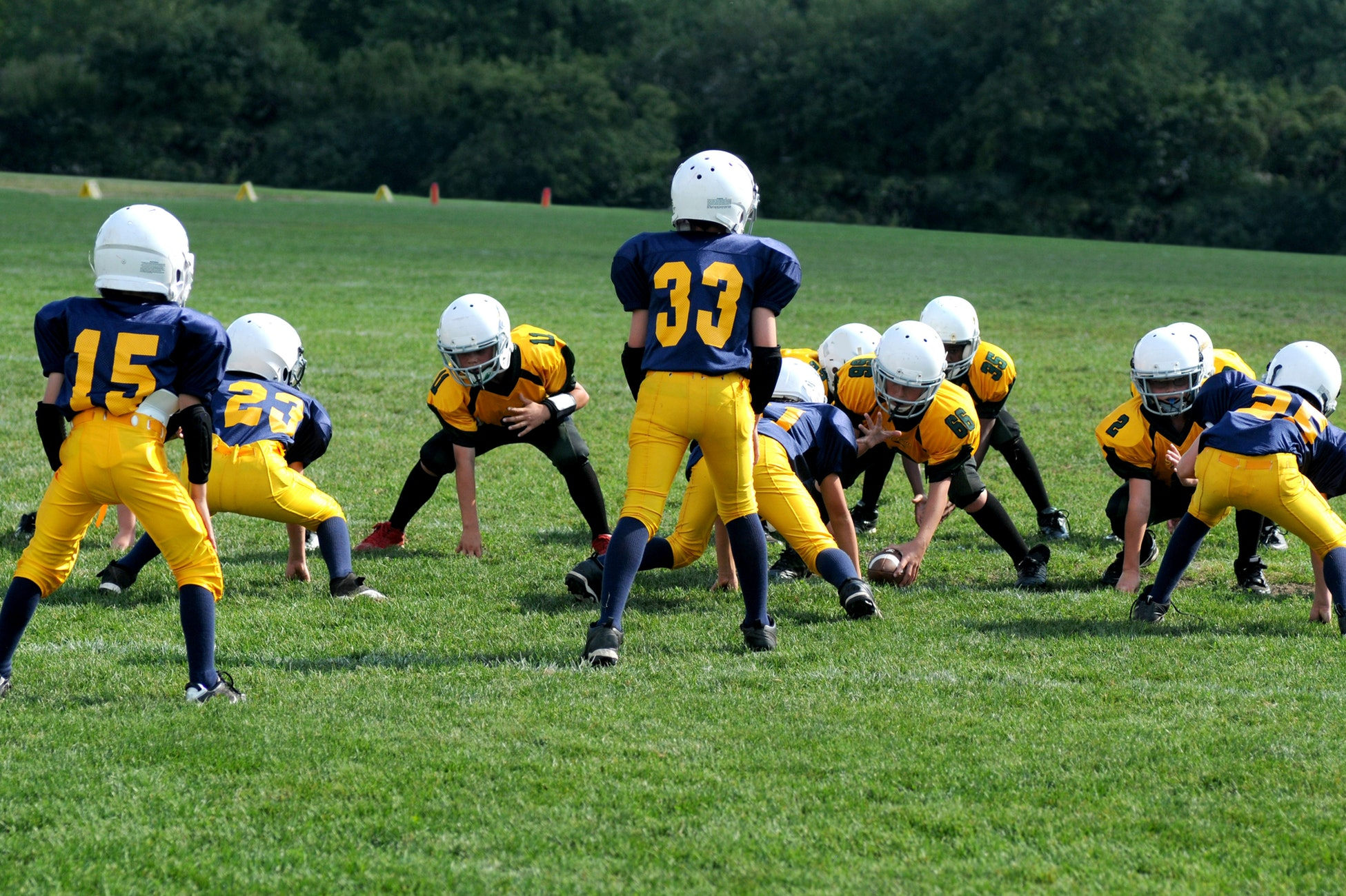 best youth football helmets