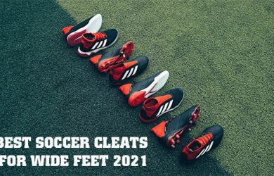 Best soccer cleats for wide feet scott fujita