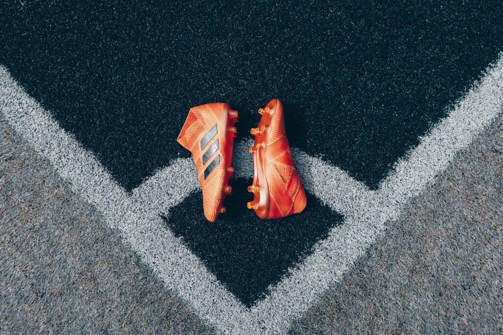 Types of soccer cleats