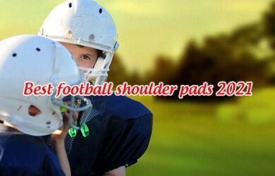 best youth football shoulder pads