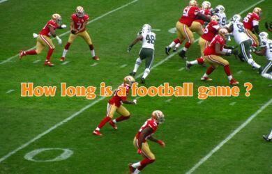 How long is a football game scottfujita