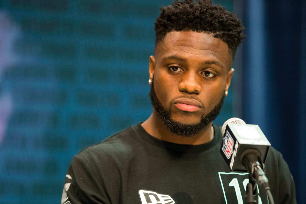 Noah Igbinoghene is the youngest NFL player recently