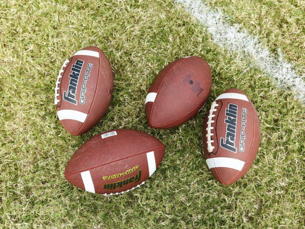 Some fun facts about American football and football games