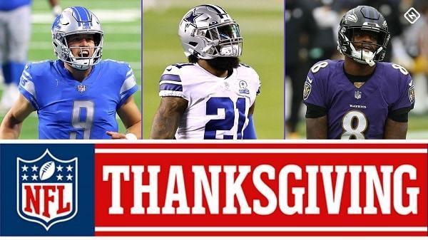 What football games are on thanksgiving scottfujita 4