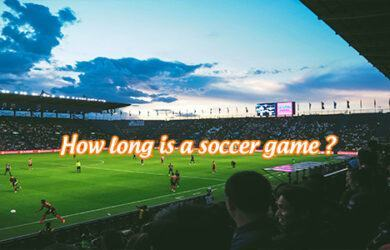 how long is a soccer game 1