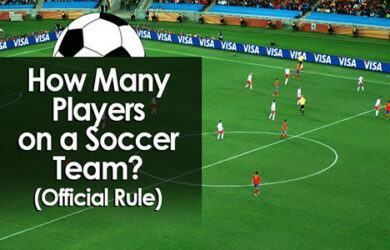 how many people are on a soccer team