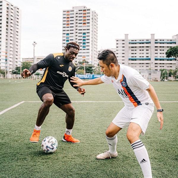 how to dribble a soccer ball scottfujita 3