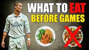 what to eat before soccer games scottfujita 2