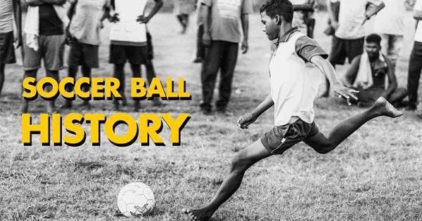 why are soccer balls black and white scottfujita