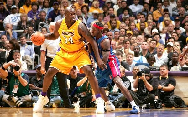 how many rings does shaq have 2