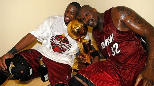 how many rings does shaq have 4