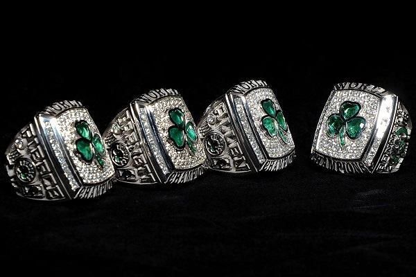 how much is an NBA championship ring worth 4