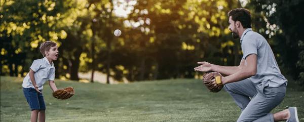 how to oil a baseball glove 2