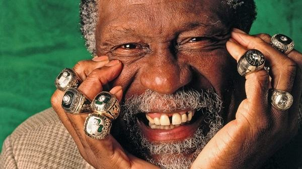 how many championships does bill russell have scottfujita 1
