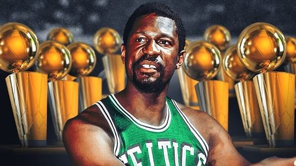 how many championships does bill russell have scottfujita 2