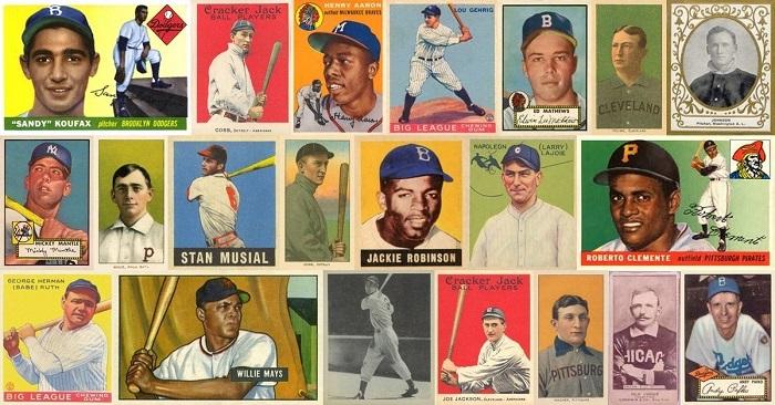 baseball cards worth money