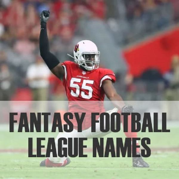 fantasy football league names
