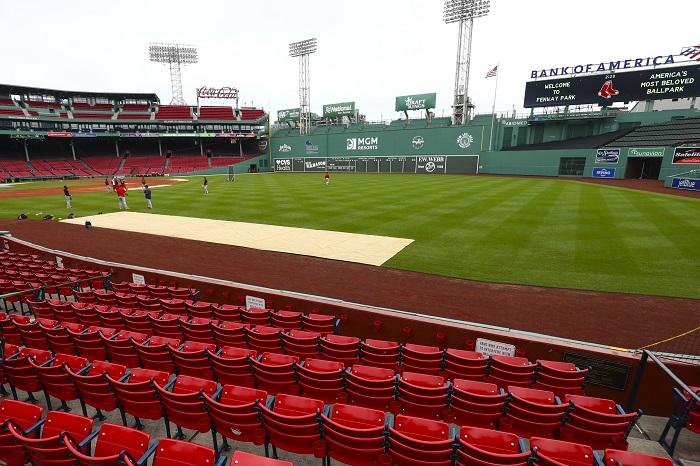 oldest baseball stadium