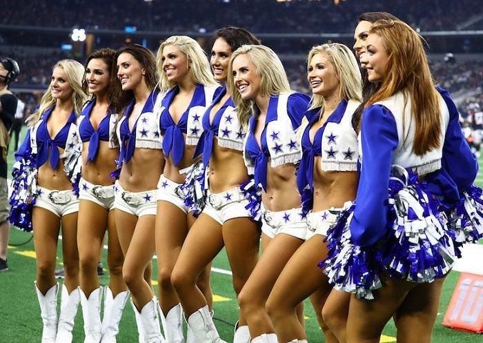which nfl teams dont have cheerleaders scottfujita 6
