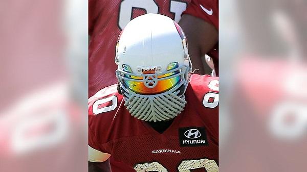 best football facemasks scottfujita 7