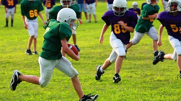 best football knee pads scottfujita 5