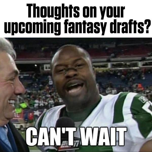 fantasy football meme